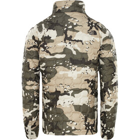 The North Face Thermoball Jakke Herrer beige/brun